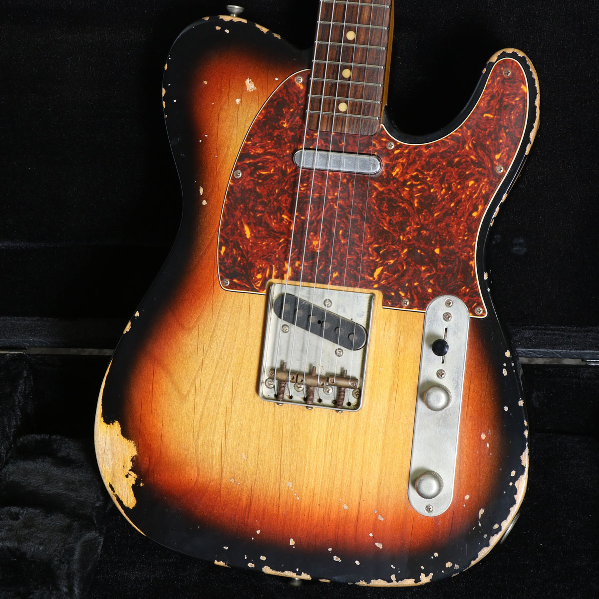 Rittenhouse Guitars T-MODEL RELIC / 3TS【御茶ノ水本店】