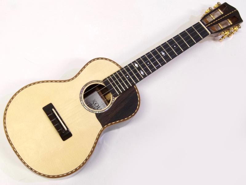 KOU ukulele CEDCBR [domestic concert ukulele]