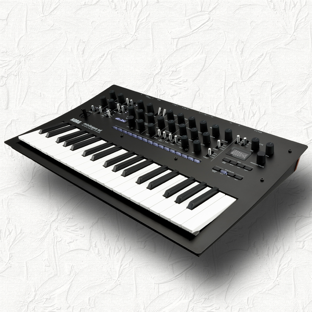 KORG minilogue xd [possible instant delivery] [In box stock]