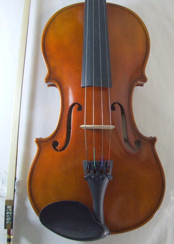 SUZUKI Suzuki violin No200 4/4 with 1995 bow case