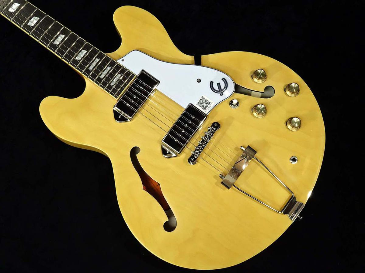 Epiphone Casino Natural [with accessories pack! ]