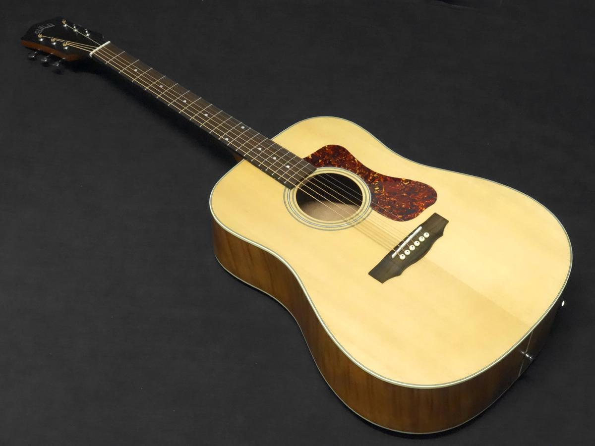 GUILD D-240E Limited Flame Mahogany Natural [the end of the year big thank Sale]
