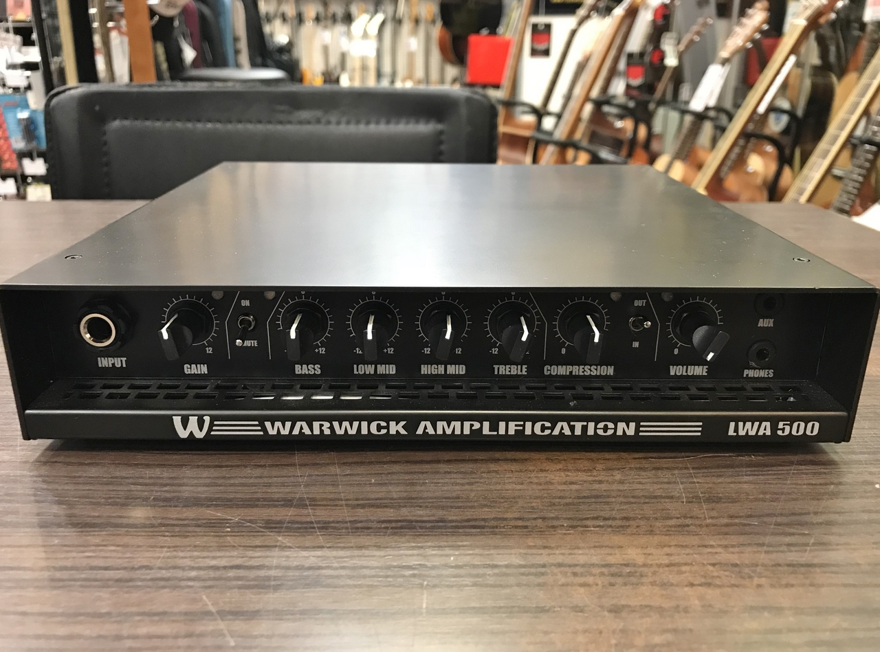 Warwick LWA 500 Black Outlet Sale]