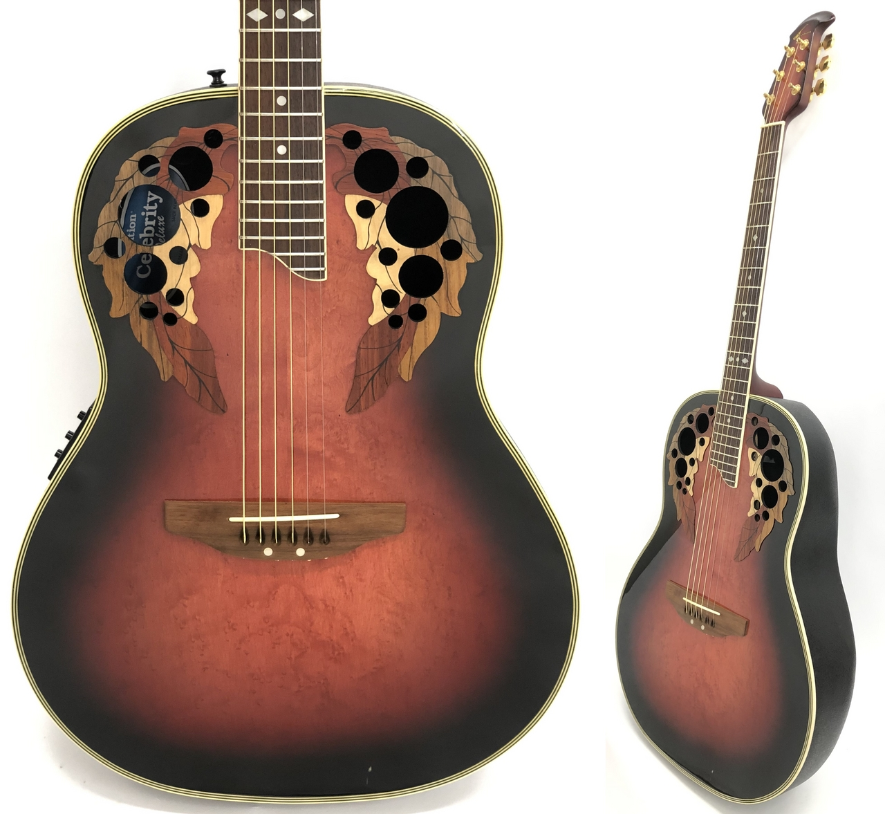Ovation Celebrity Deluxe CC267