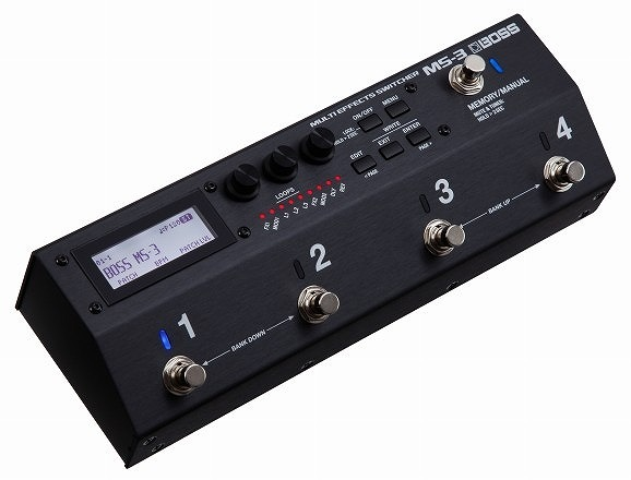 BOSS MS-3 [In stock immediate delivery possible!] [Hachioji]