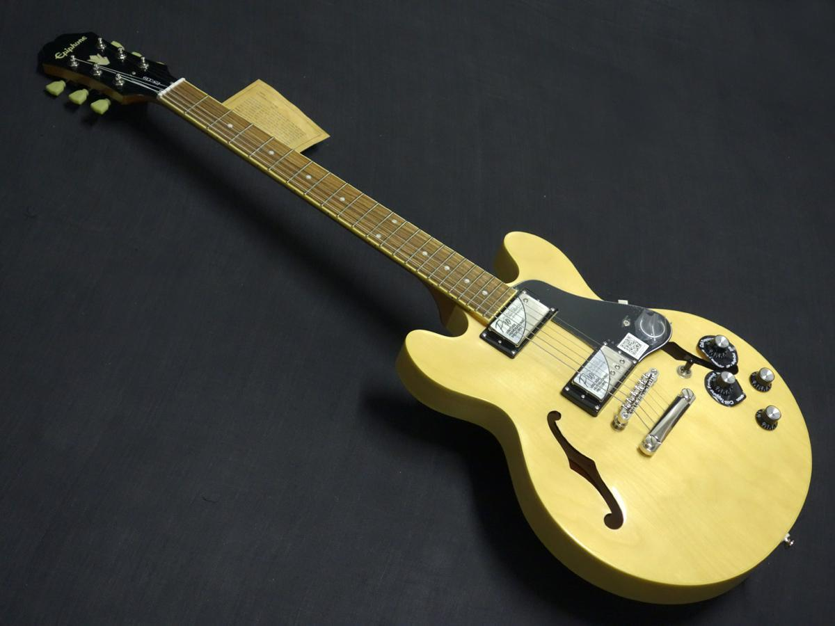Epiphone ES-339 Pro Natural【「12回」まで分割手数料無料!!】