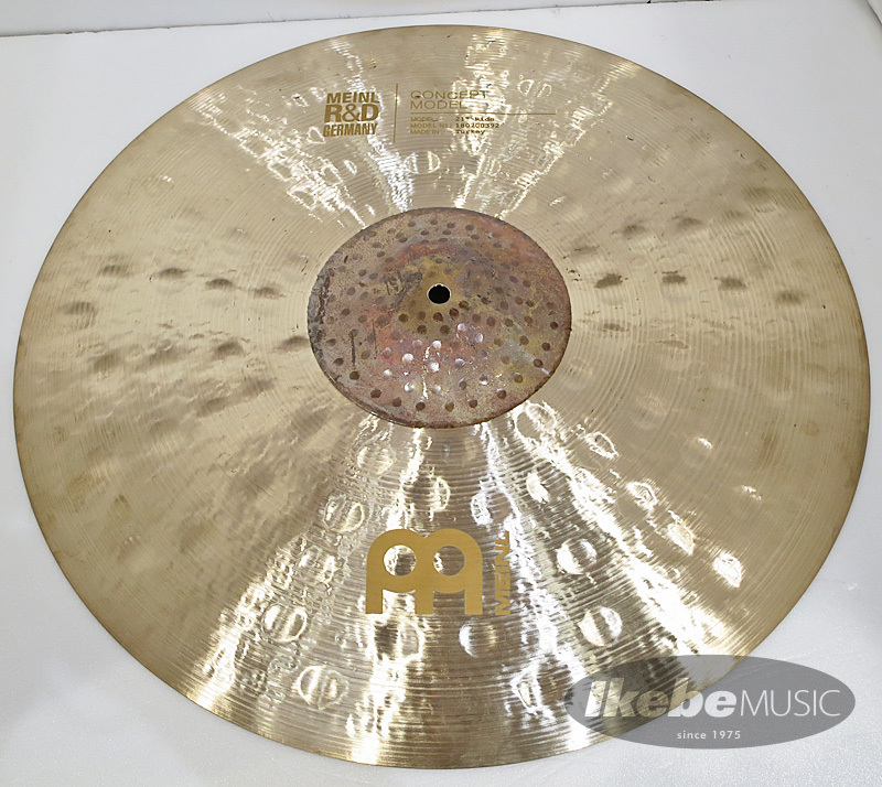 "Meinl B21THR =Prototype=[Byzance Traditional / Wash Ride 21"" / 2410g]【展示入替特価品】"