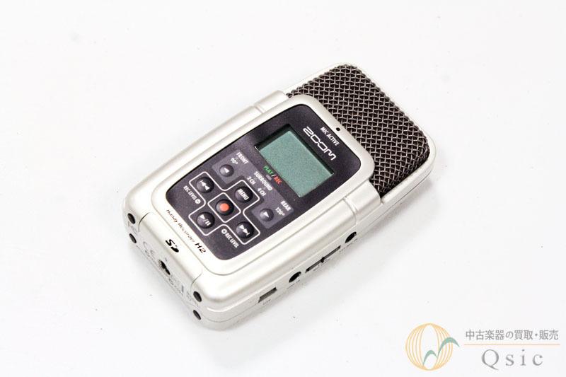 ZOOM H2 Handy Recorder [UF610]