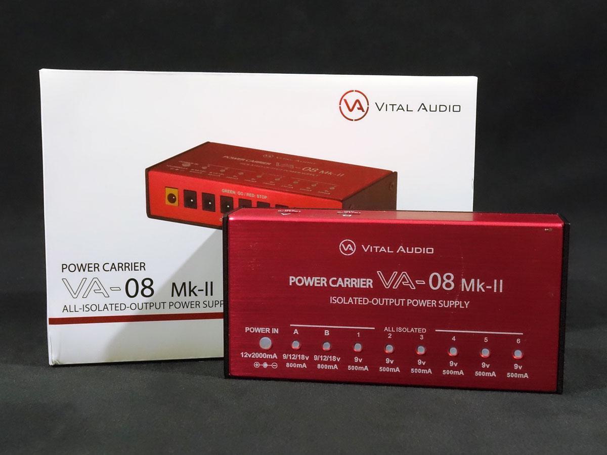 Vital Audio POWER CARRIER VA-08 Mk-Ⅱ
