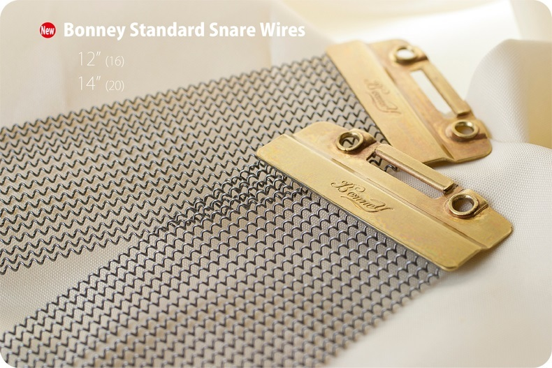 """BONNEY DRUM JAPAN Standard Snare Wire14 """"Snappy 14"""" 20 This"""
