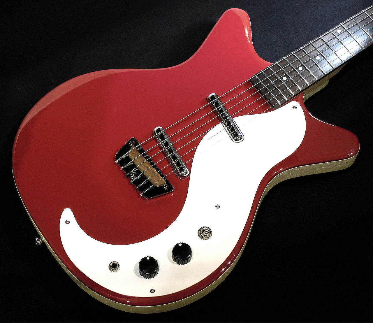 Danelectro STOCK '59 / VRED (VINTAGE RED) 【アウトレット特価】
