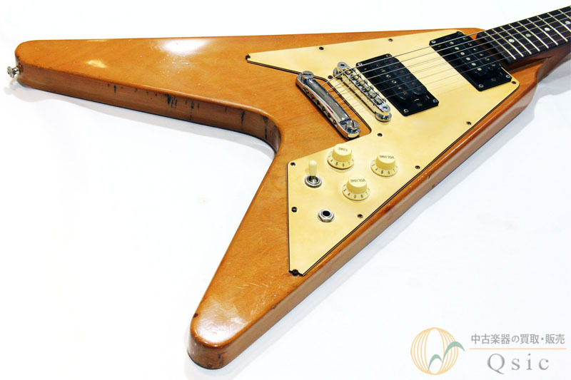 Gibson Flying V made in 1975 [Return OK] [RD423]