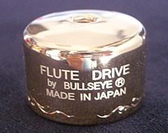 BULLS EYE flute drive (head cap) FLUTE DRIVE / 24k gold plate