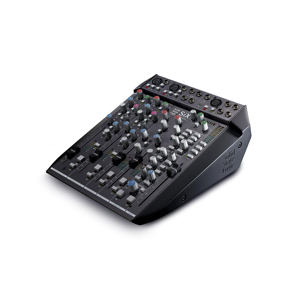 Solid State Logic (SSL) SiX [compact desktop mixer!] []