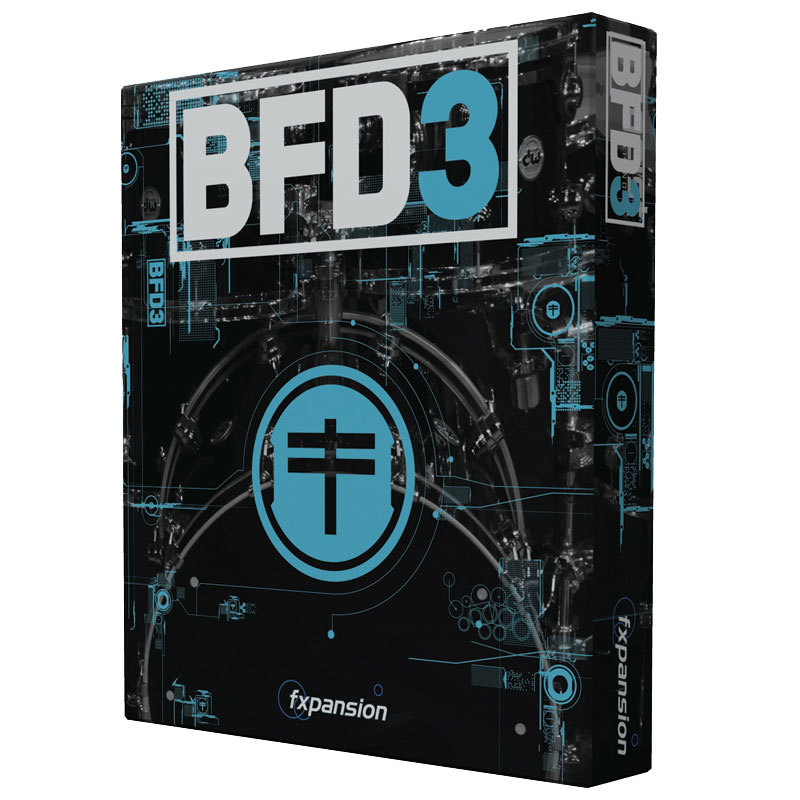 fxpansion BFD3 (USB memory Bundle) - limited number of new discount!] [!]