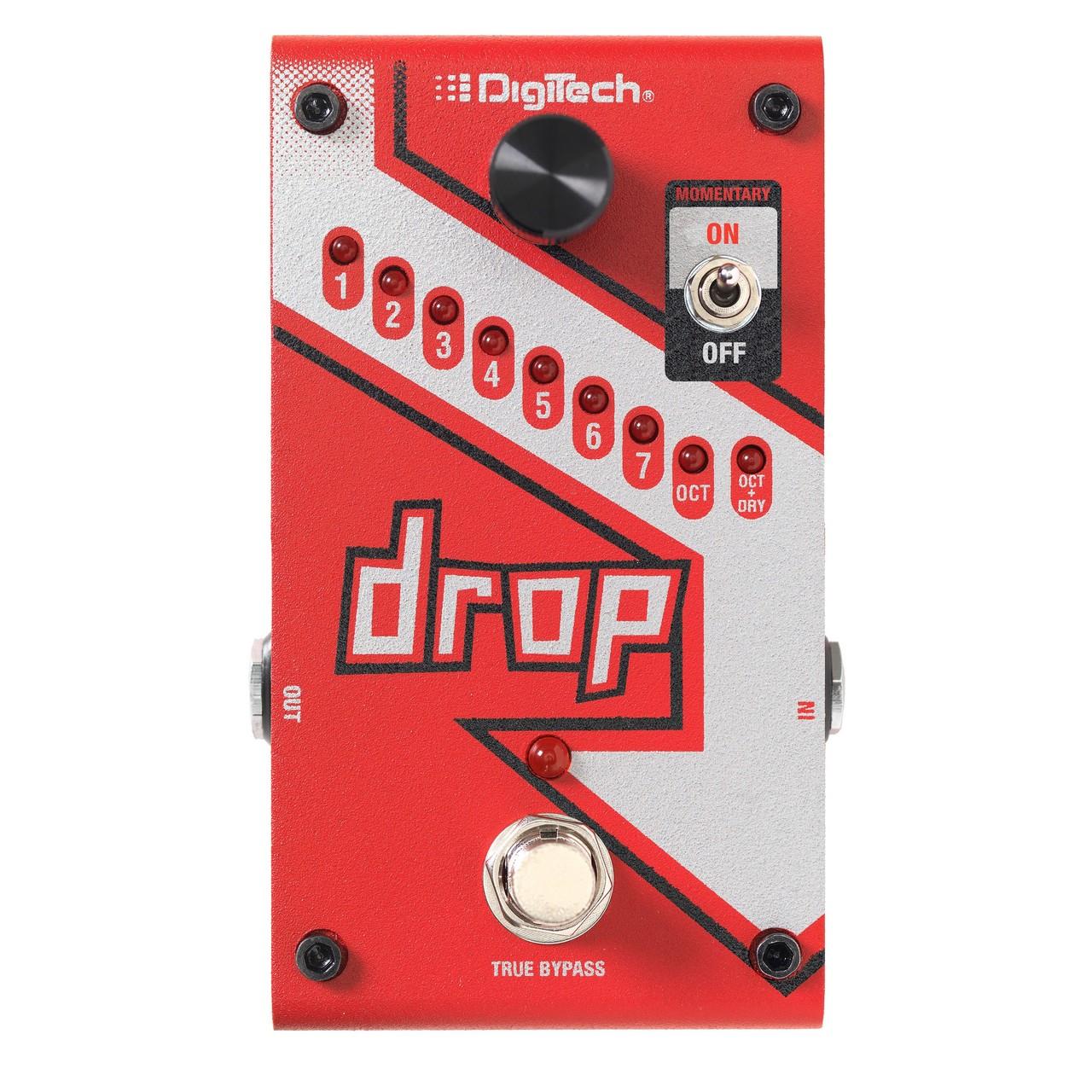 DigiTech Drop [polyphonic pitch shifter]