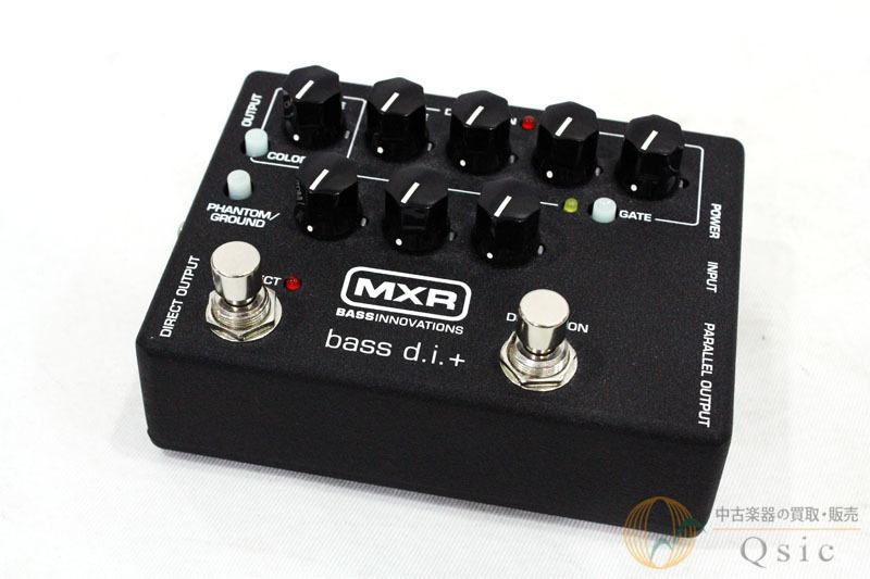 MXR M-80 BASS DI + [TE033]
