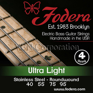Fodera Fodera Stainles Ultra LighStainlesSteel  40557595