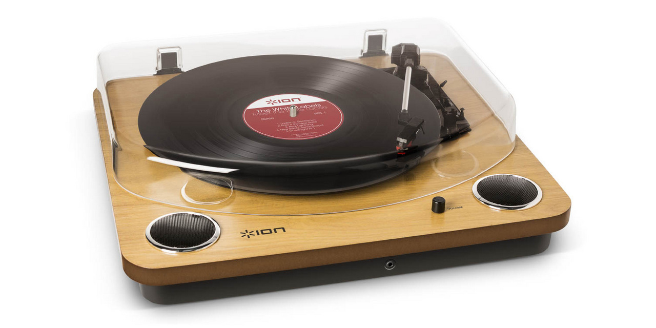 ION [new] MAX LP / USB record player /
