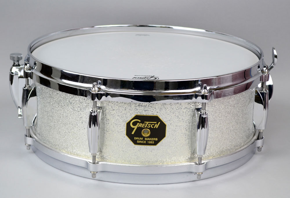 Gretsch C05148S-SSP USA custom series maple shell 14 × 5 exhibit good bargain