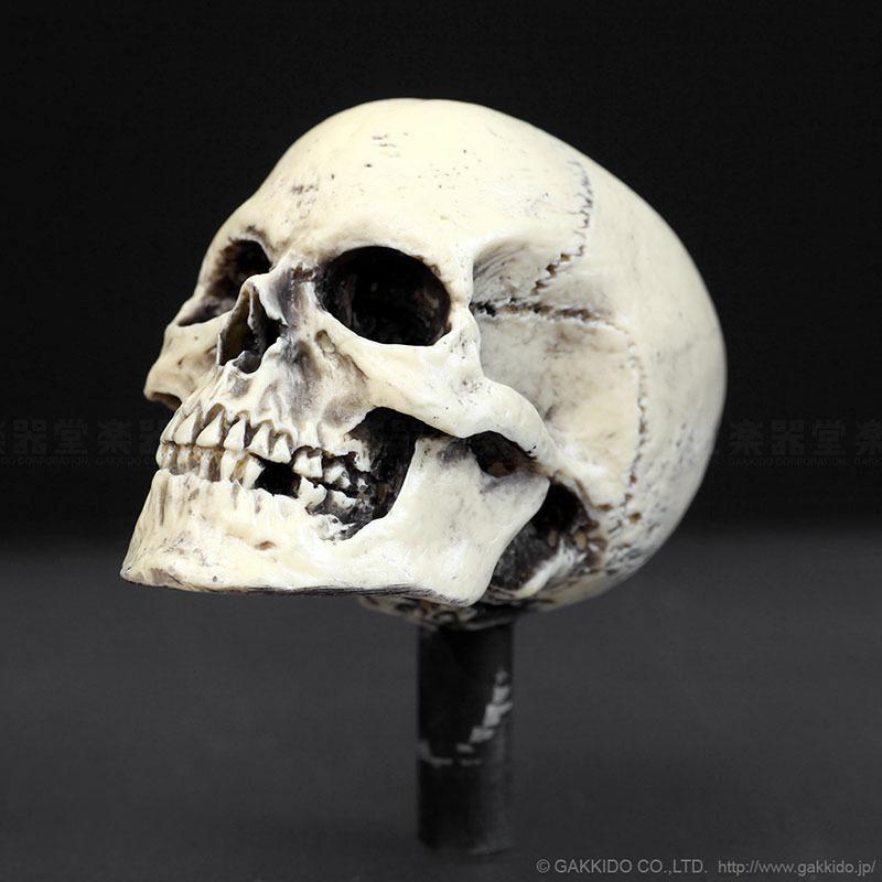 Dread Meister Skull Cymbal Nut Skull cymbal nut