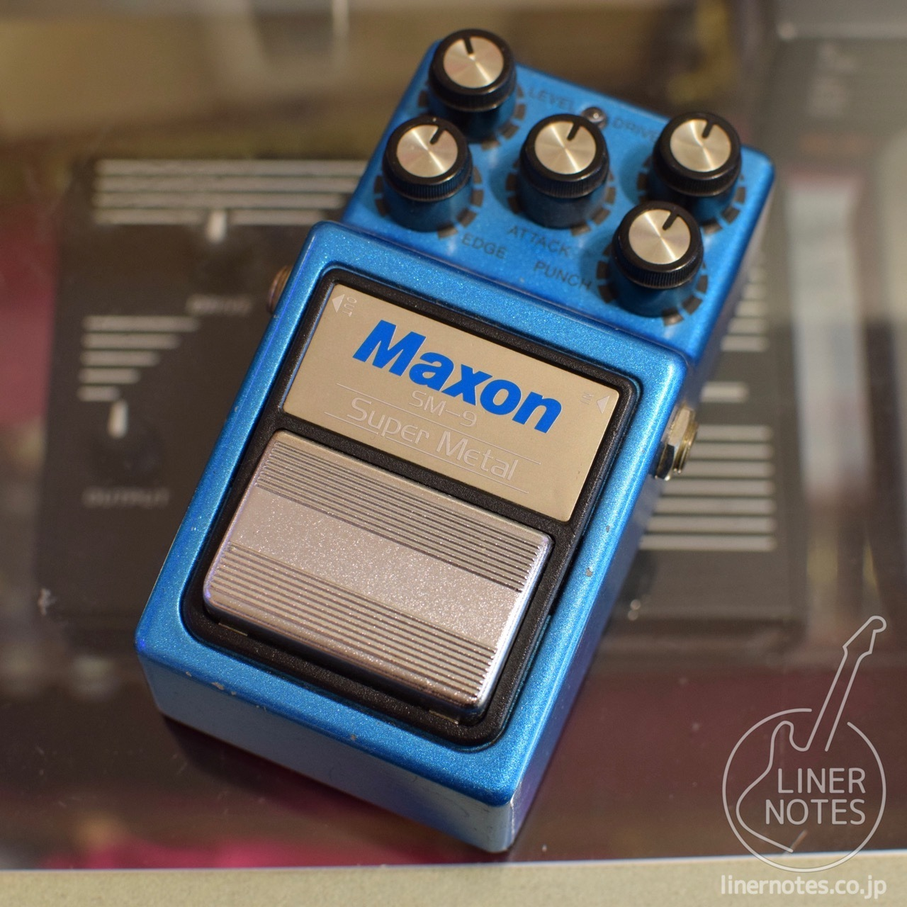 Maxon SM-9 Super Metal