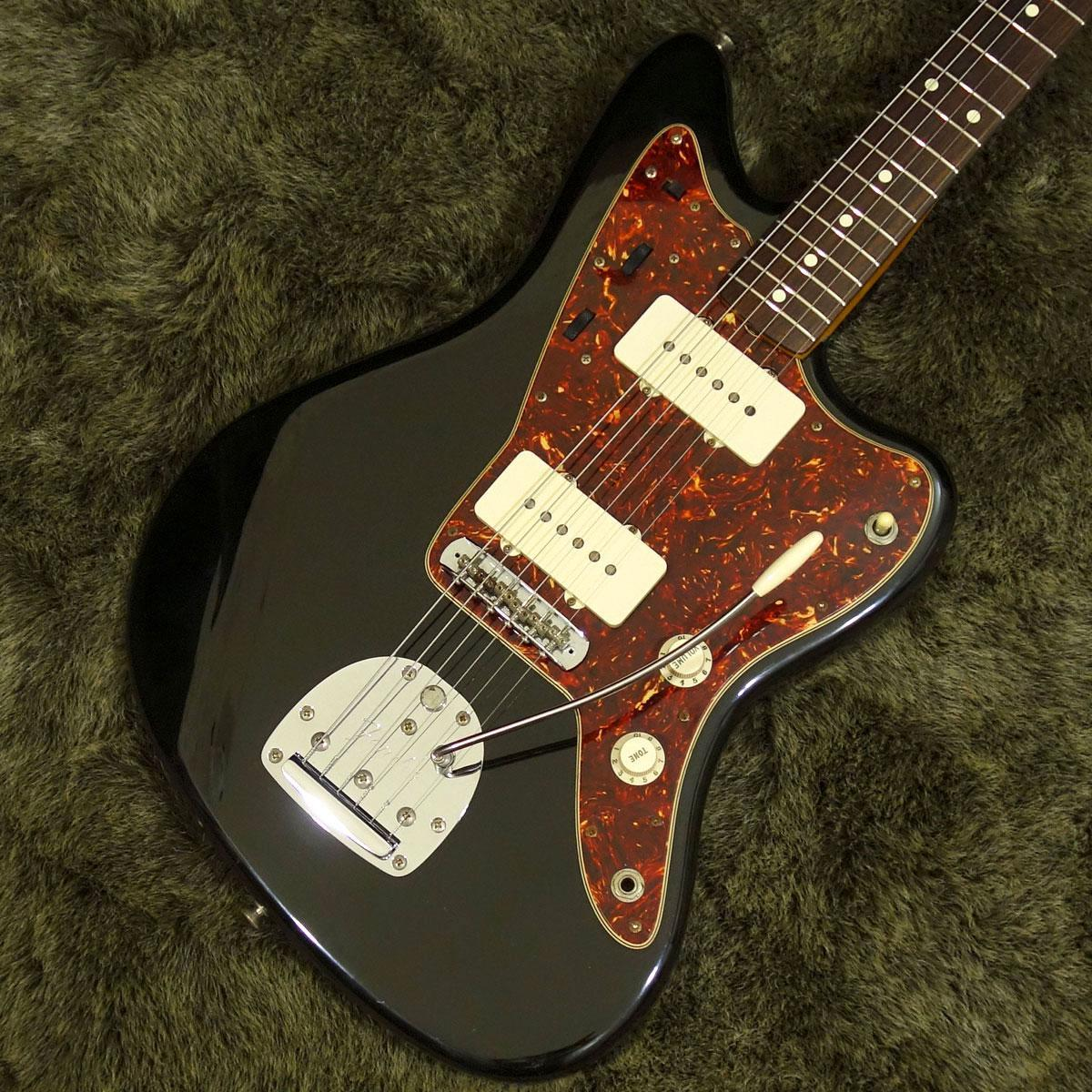 Fender American Vintage 62 Jazzmaster Black 2007 [Nagoya Sakae]