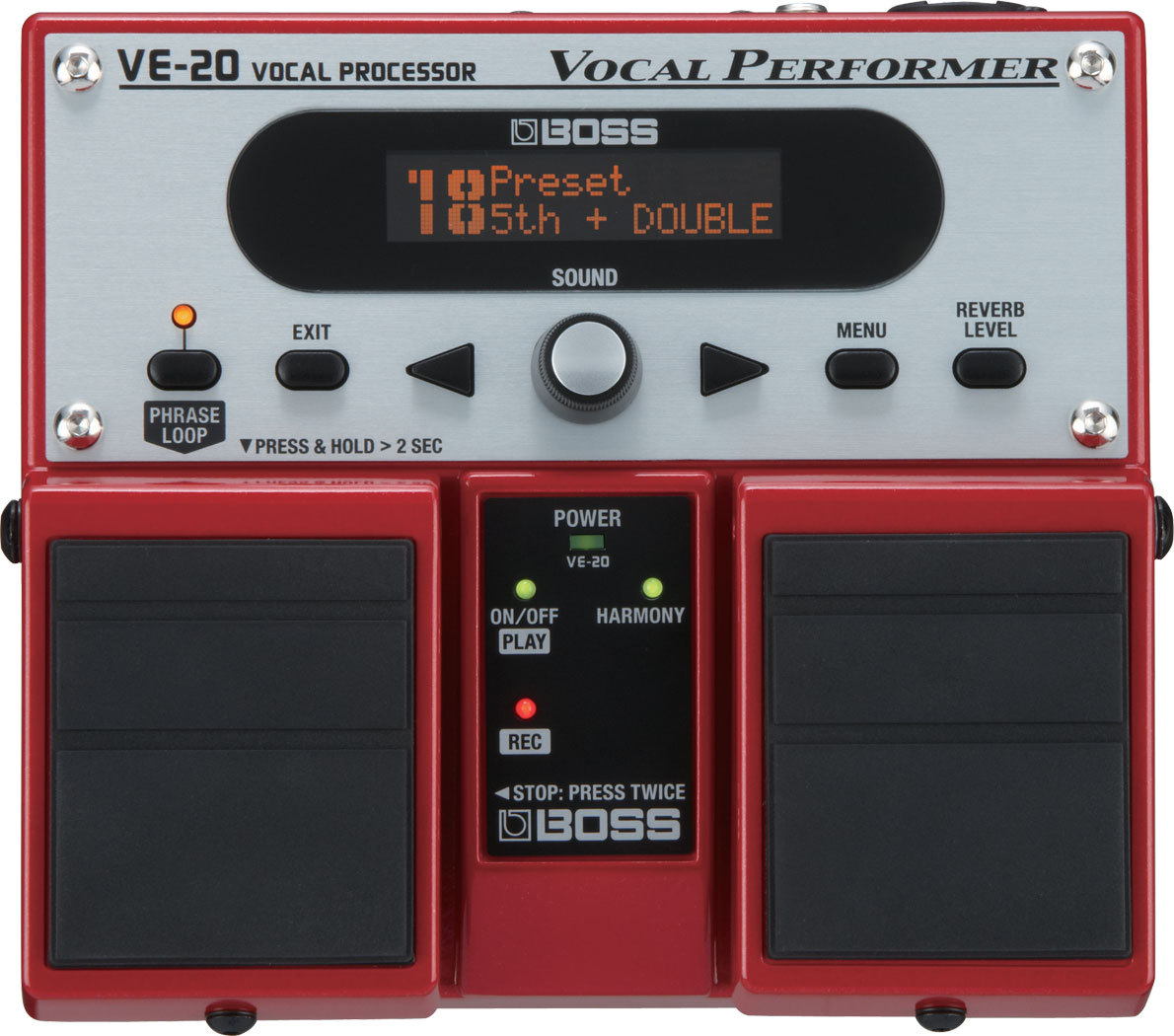 BOSS VE-20 Vocal Processor [Yokohama]
