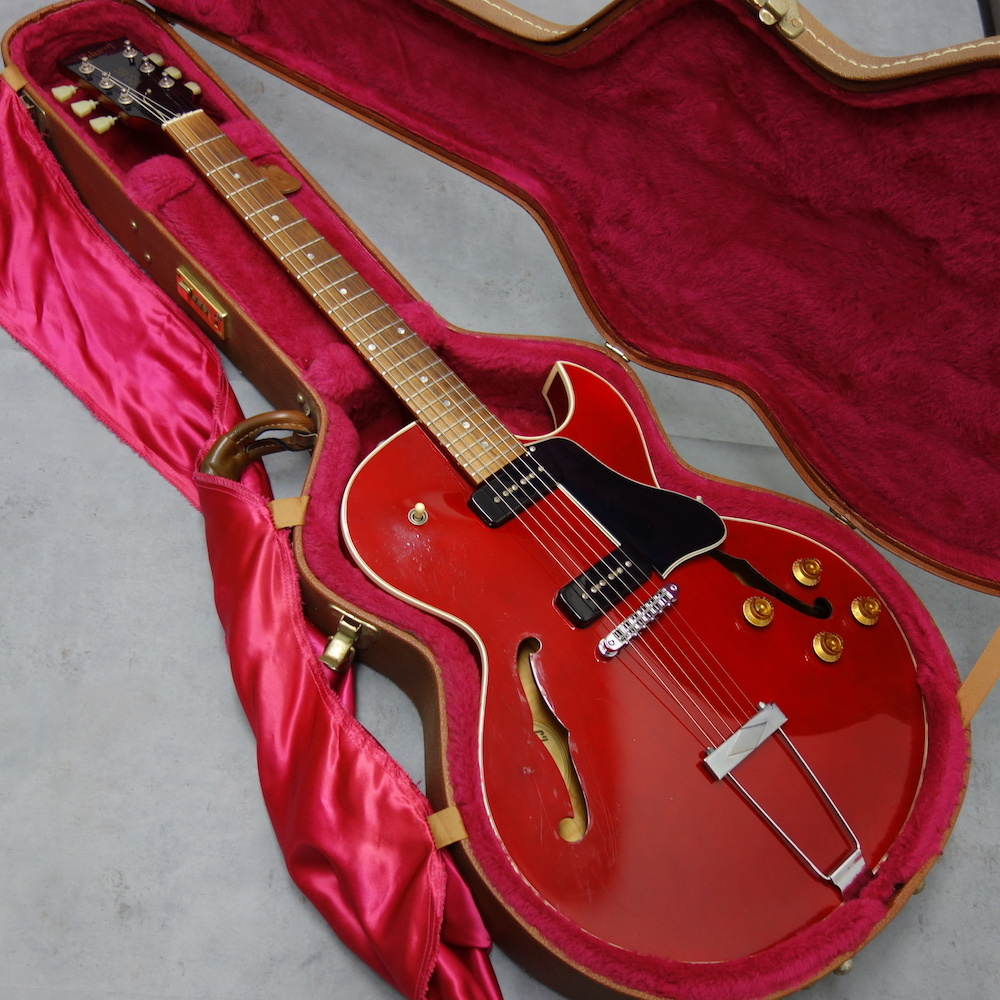 Gibson ES-135 / CH USED - Made of 98-year unique one is in stock in the Middle Ages]