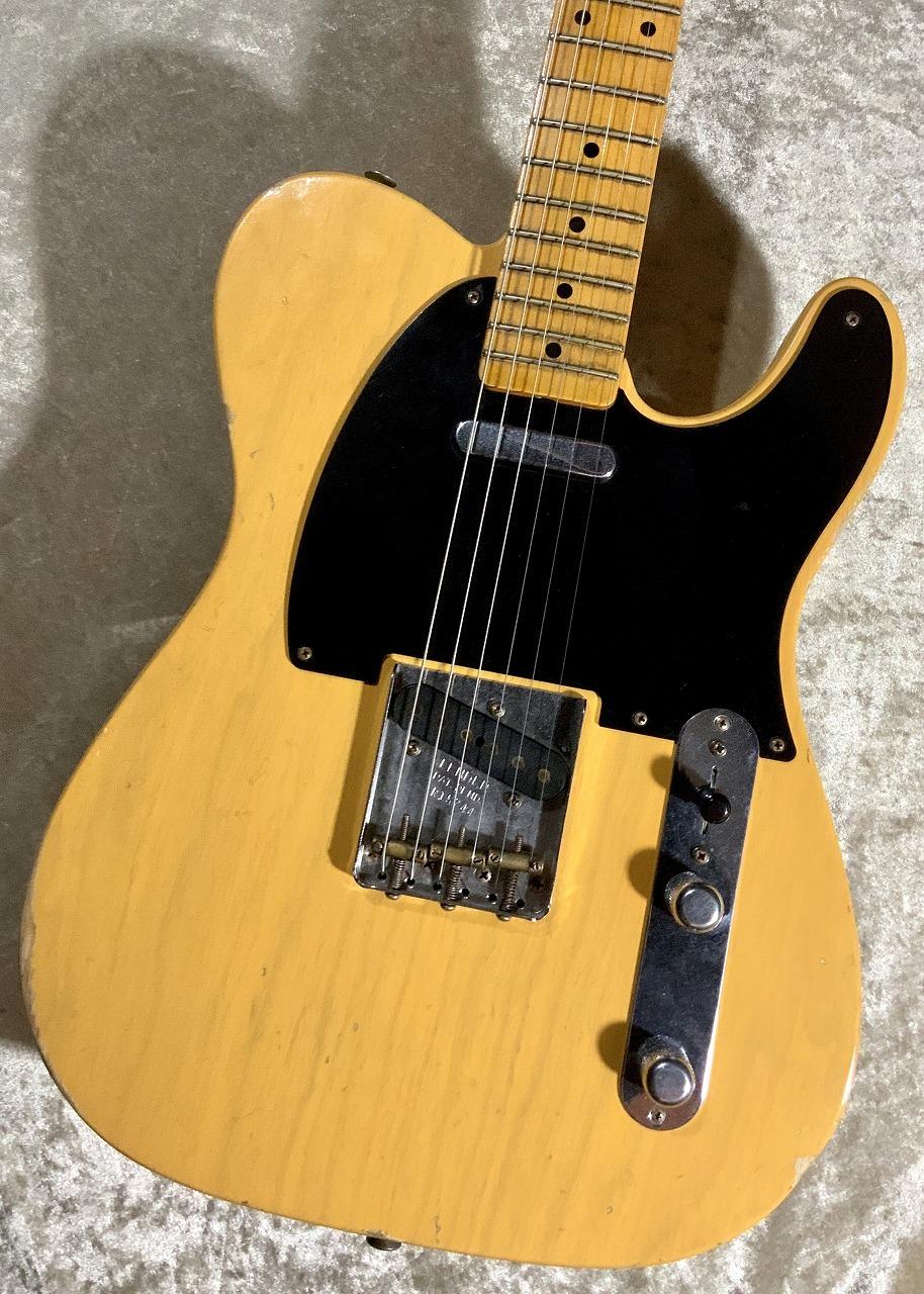 Fender Custom Shop 1952 Telecaster Relic Nocaster Blonde 2016年製 【28(土)、29日(日)限定‼「休店中セール」開催中】