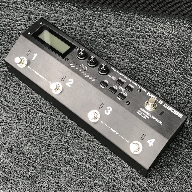 BOSS MS-3 Multi Effects Switcher «pick 10 sheets gift now!» [Shinjuku]