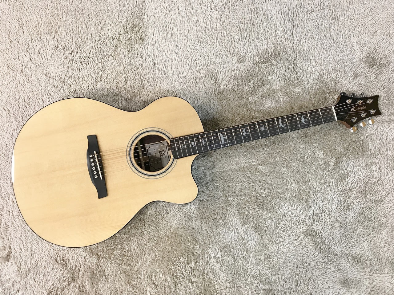 Paul Reed Smith (PRS) SE Acoustic Angelus A30E Outlet Specials] [production completion model] [acoustic guitar]