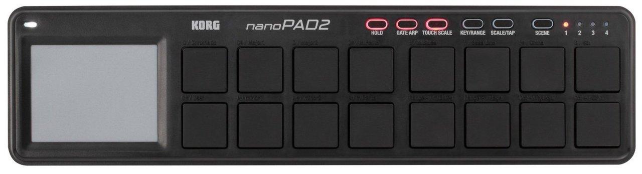 KORG nanoPAD2 (rekordbox dj with mapping)