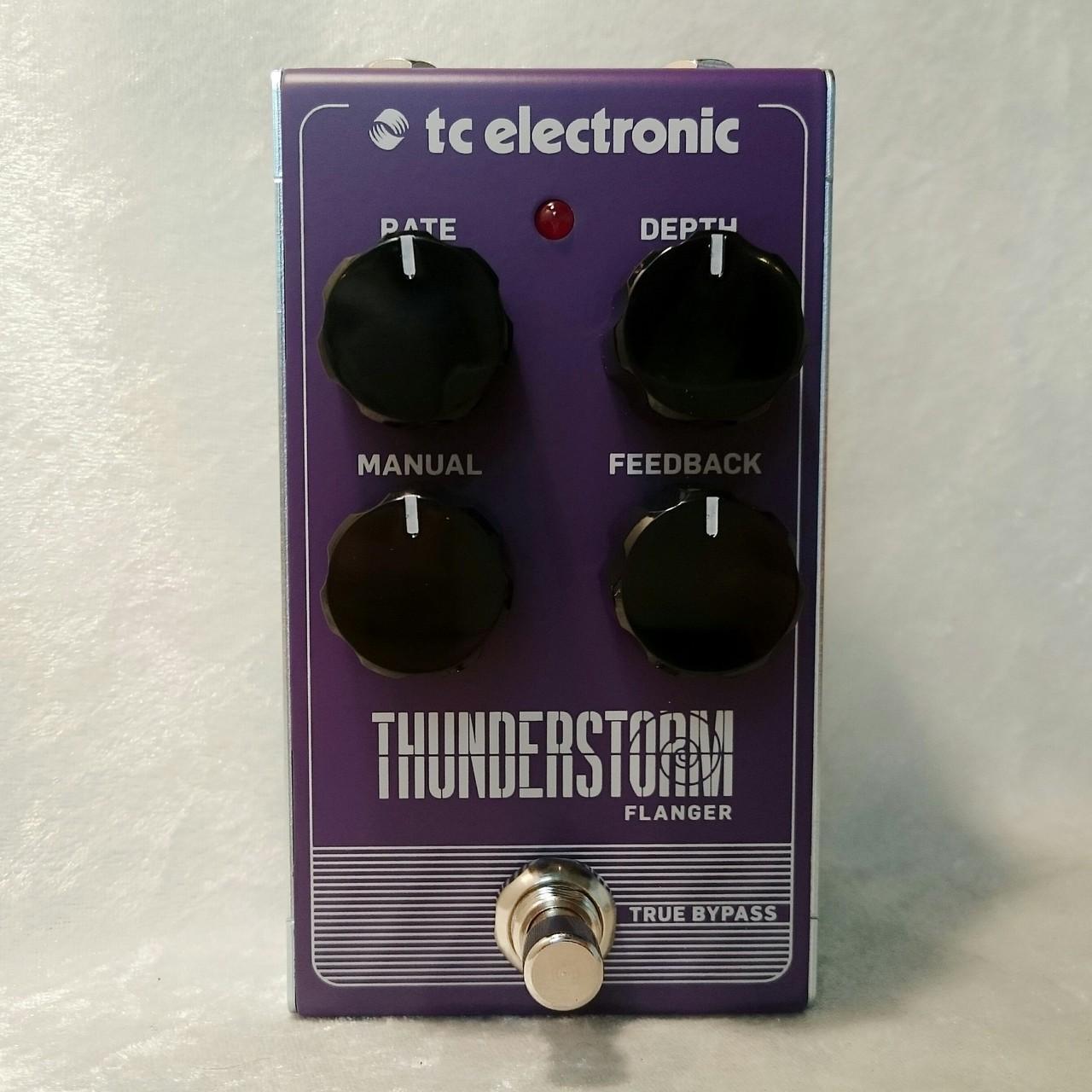 tc electronic THUNDERSTORM ★!'20/1/14 13時まで!★