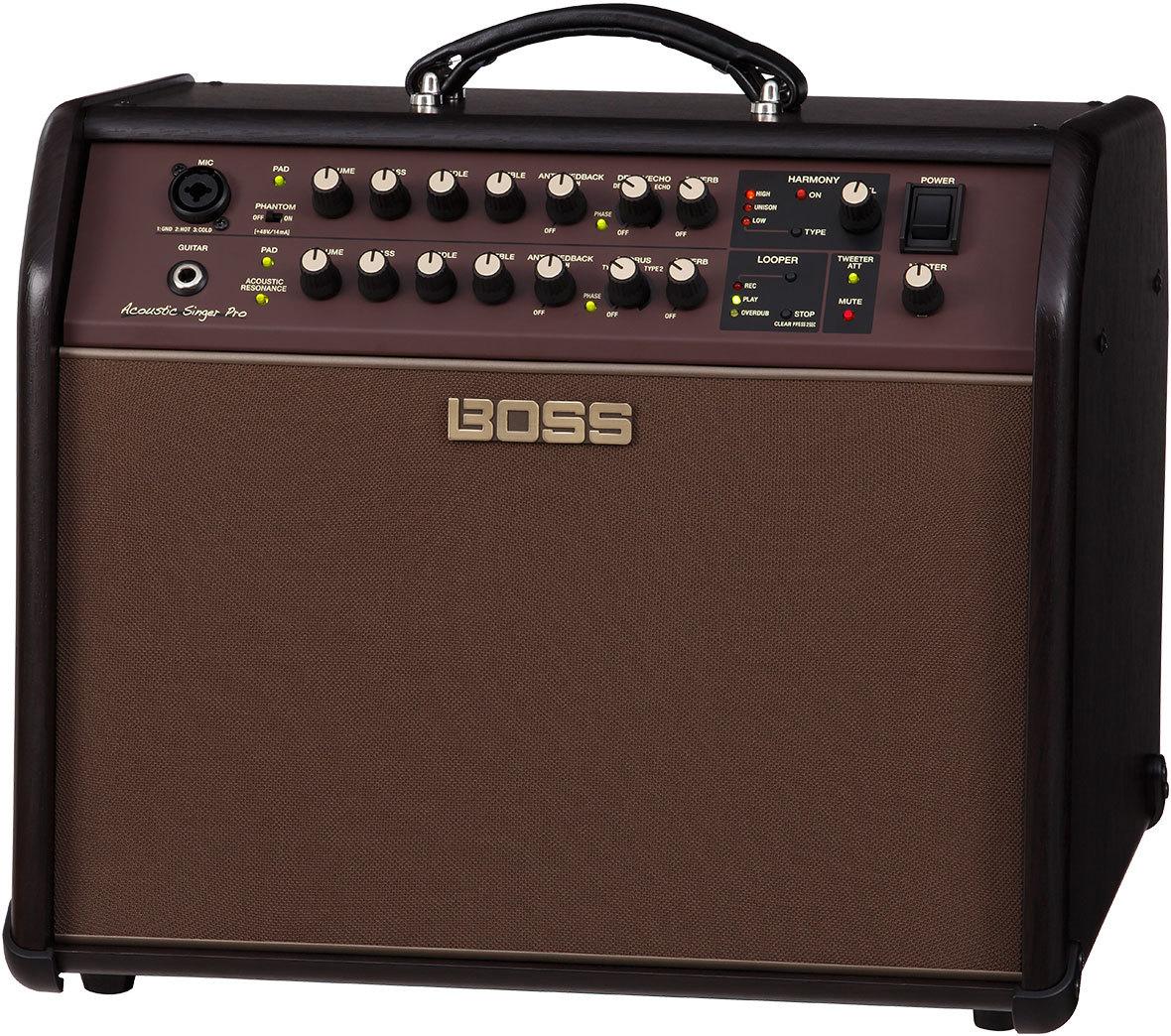 BOSS ACS-PRO Acoustic Singer Pro Acoustic Amplifier