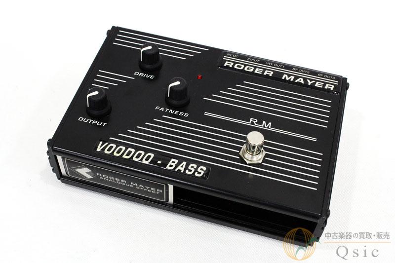 Roger Mayer NEW VOODOO BASS [QE329]