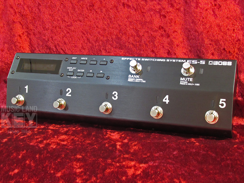 [5Loop switcher !! with a Limited bargain basement !! variety of scalable] BOSS ES-5
