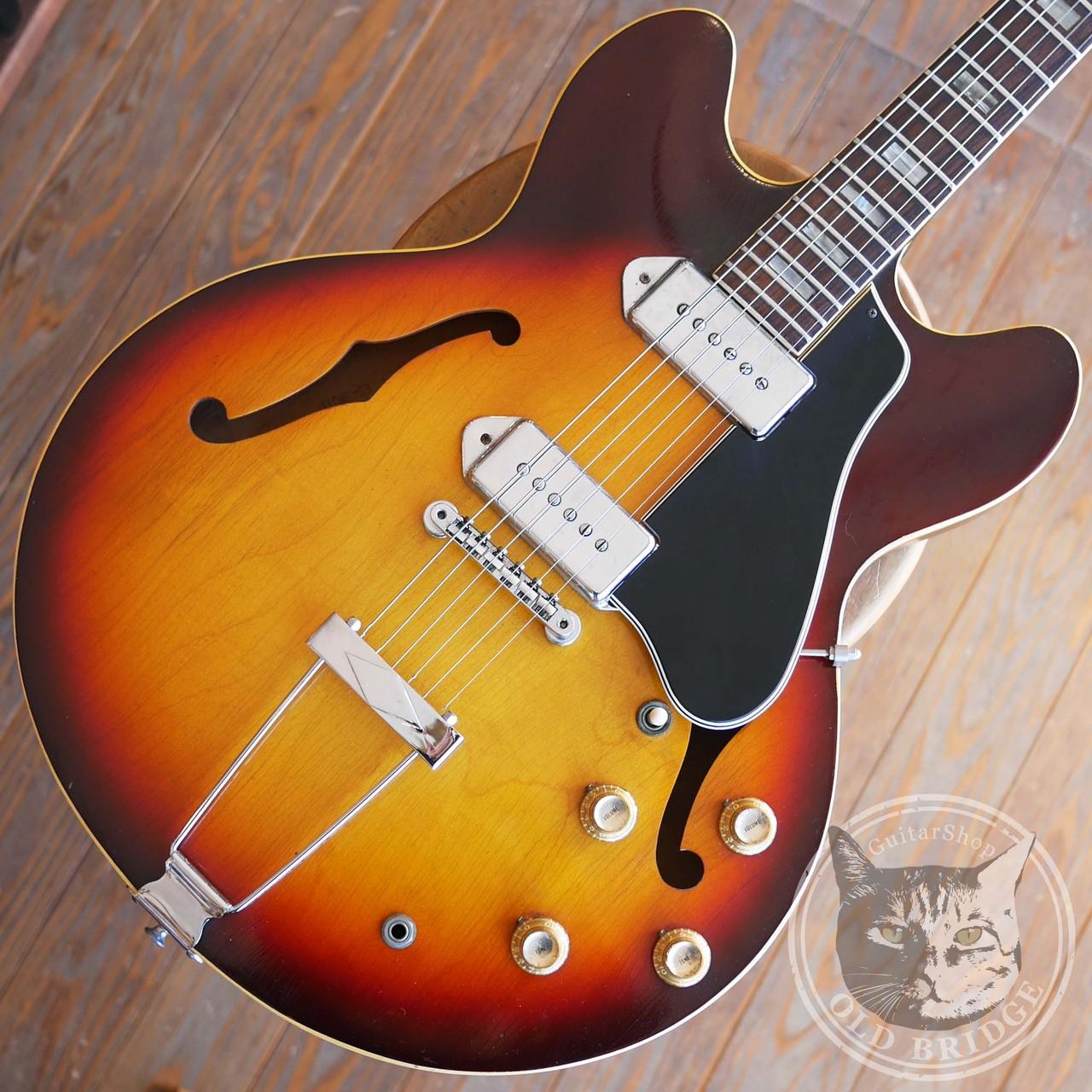 Gibson ES-330TD Sunburst