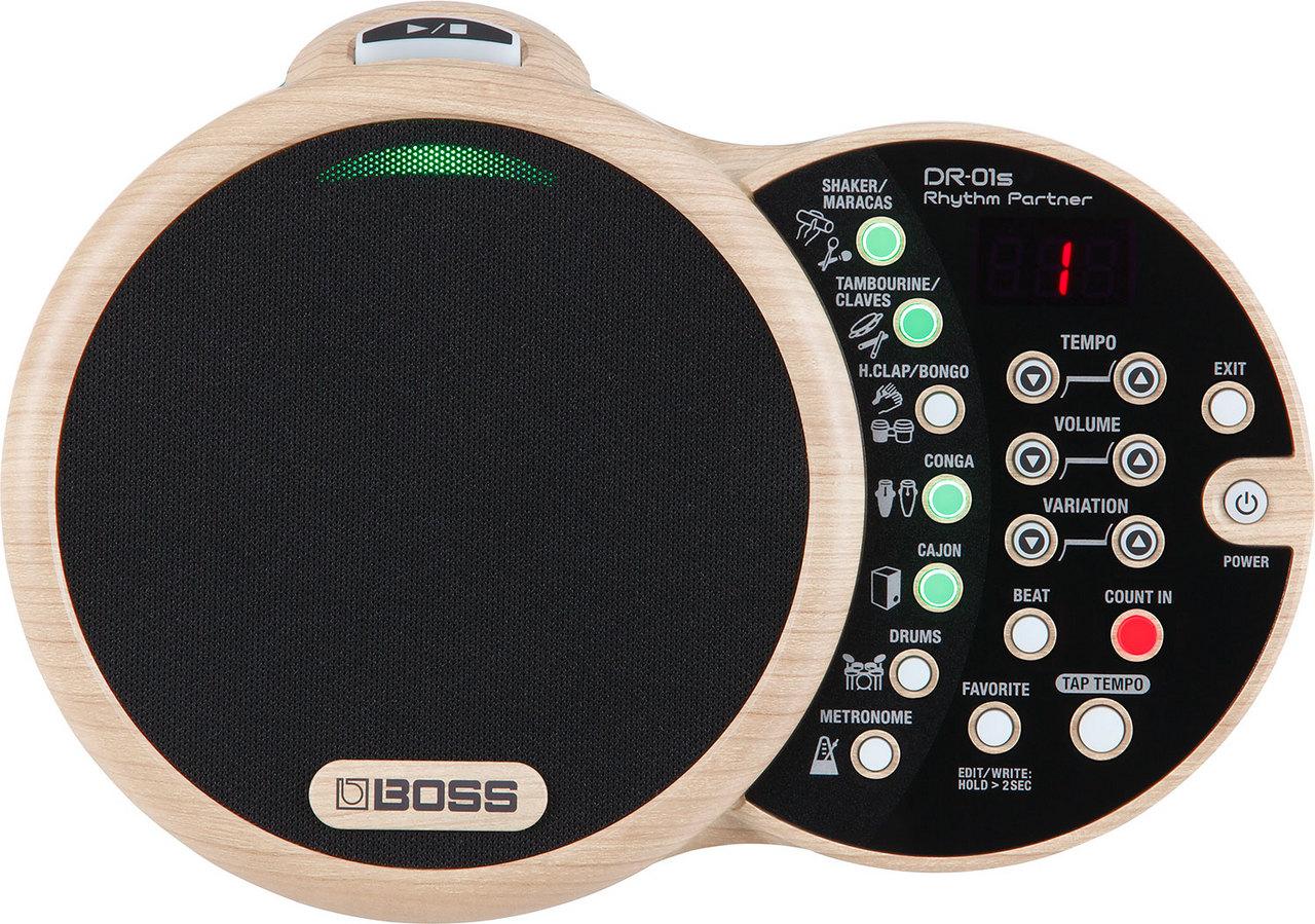 BOSS DR-01S [optimized rhythm partner in acoustic musical instrument!] [!]