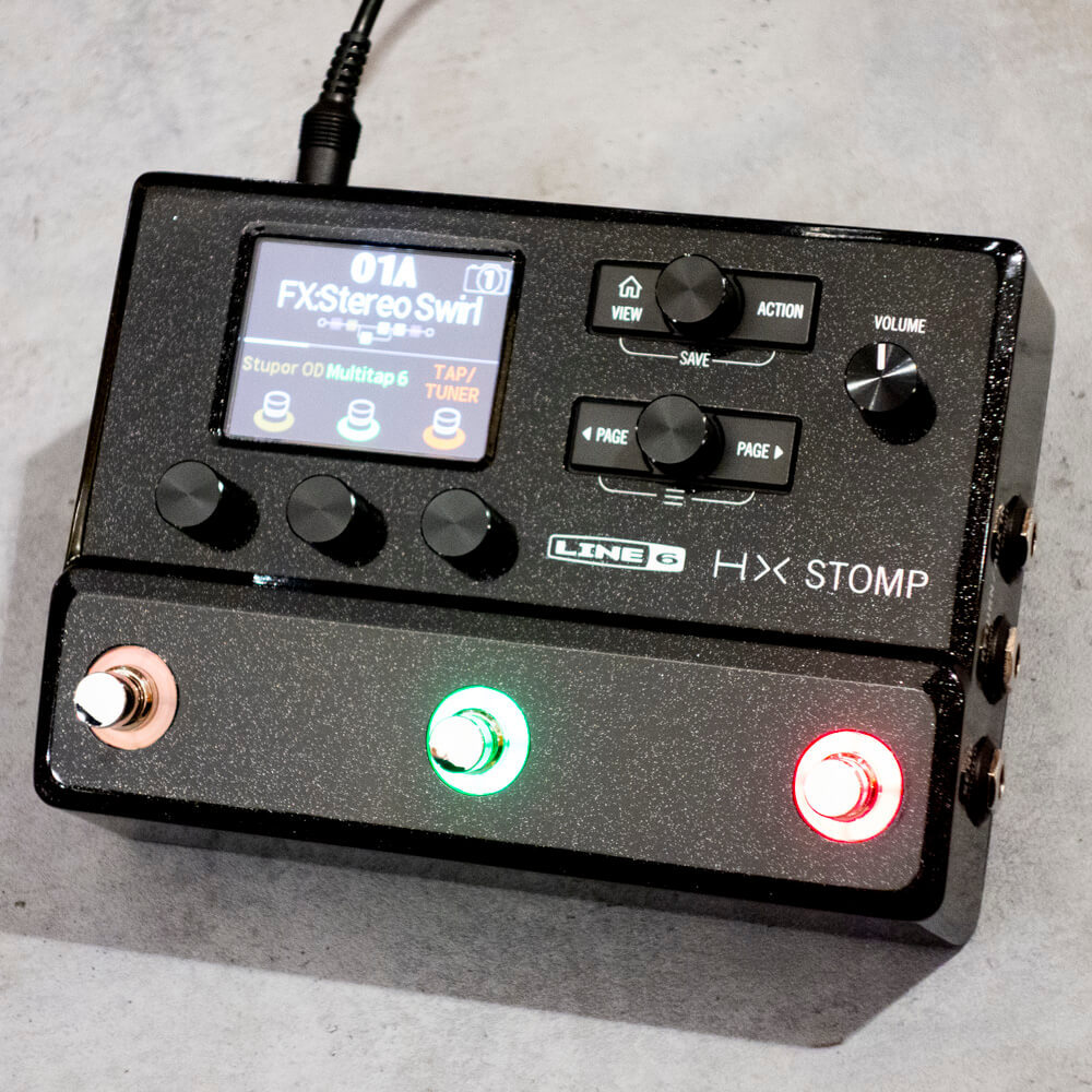LINE 6 HX Stomp [one remaining !! instant delivery possible!]