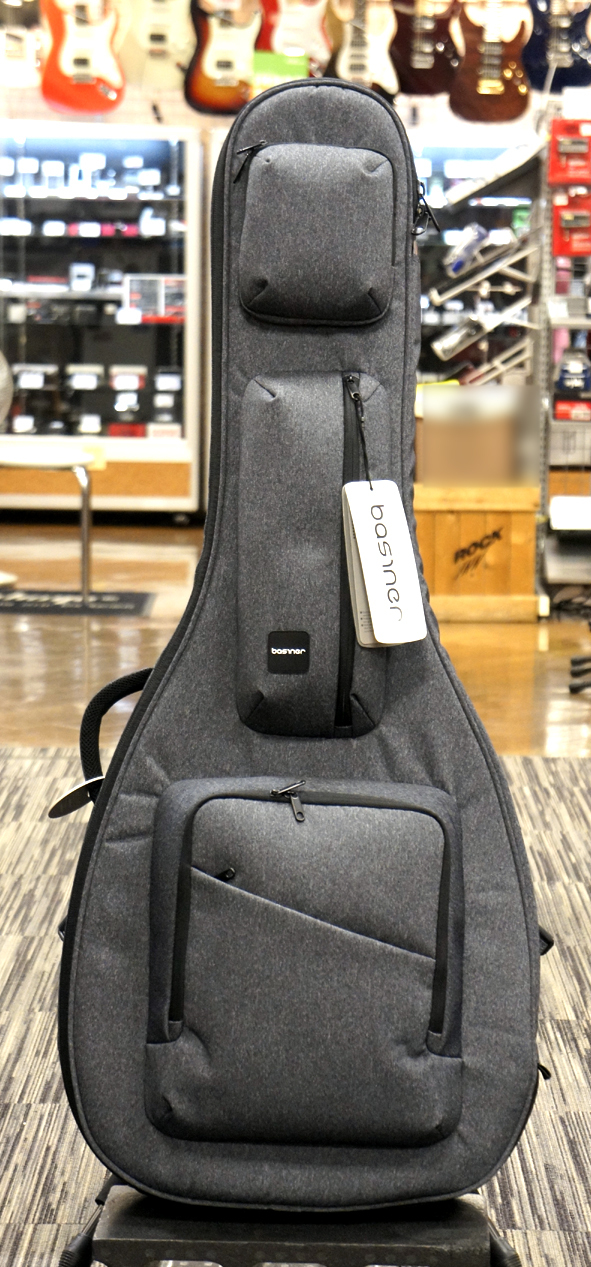 Basiner ACME -SEMI HOLLOW GUITAR BAG/CHARCOAL GRAY