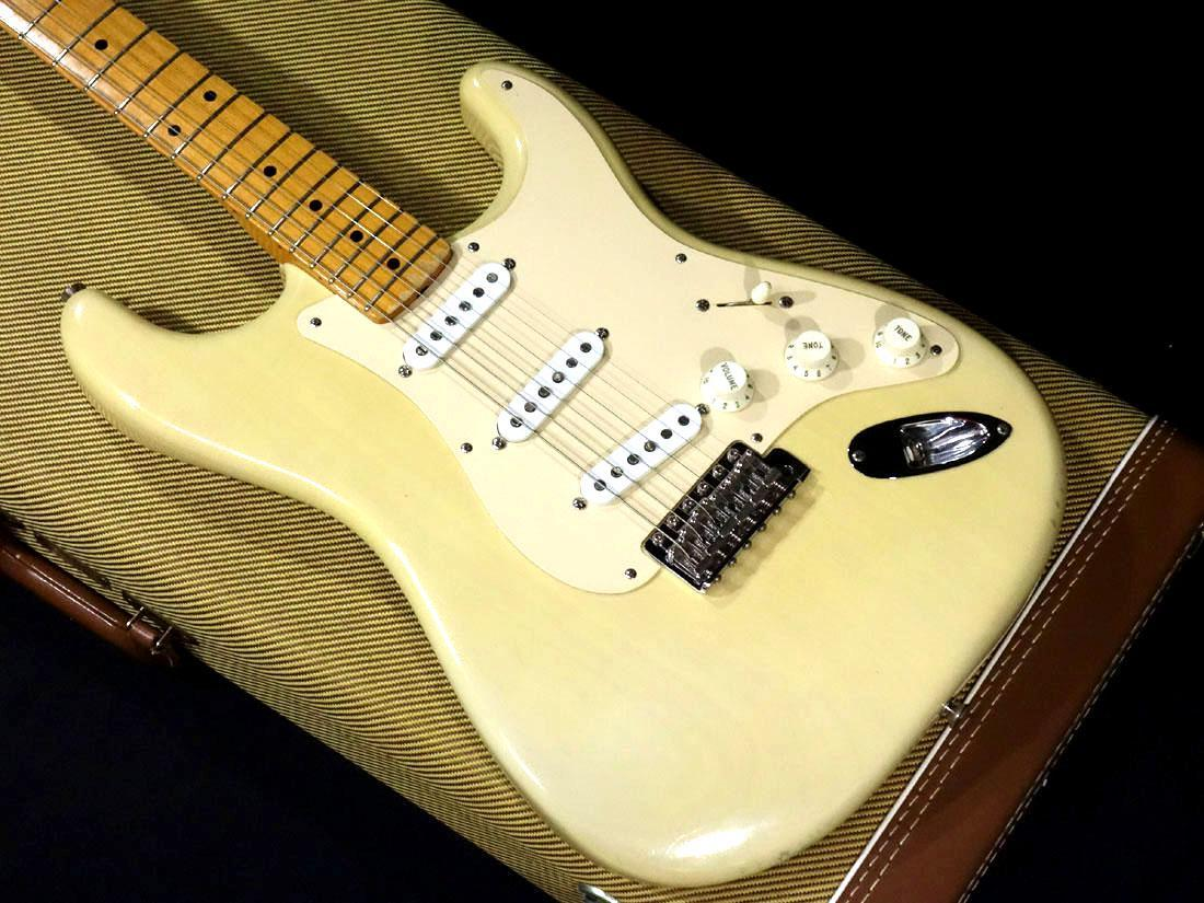 Fender Custom Shop 1956 Stratocaster White Blonde NOS - Made in 2005] [the end of the year big thank Sale] [Toyota shop]