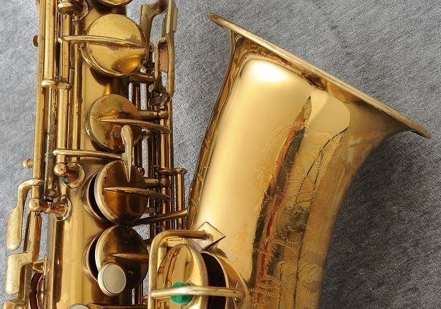 C.G.Conn New Wonder Series II S/N169***《Vintage》【日本総本店30周年】 【Saxophone-Labo】