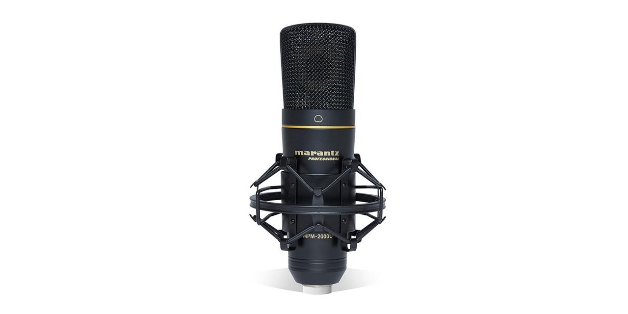 marantz Professional MPM-2000U [studio-quality USB condenser microphone!]