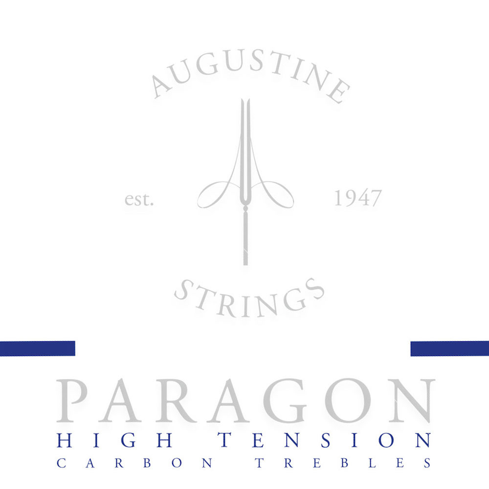 AUGUSTINE PARAGON/BLUE SET HIGH TENSION クラシックギター弦