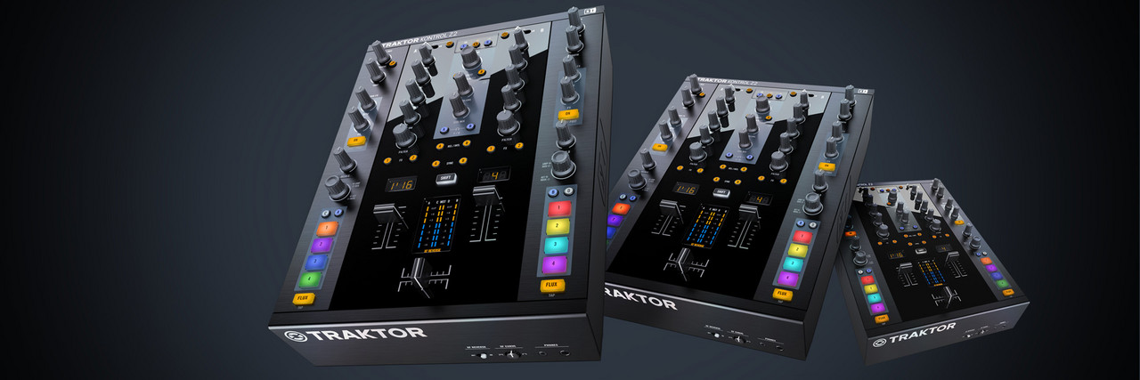 NATIVE INSTRUMENTS TRAKTOR Kontrol Z2 [] bargain basement price of stock limit!
