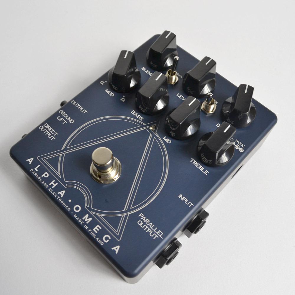Darkglass Electronics [new] Alpha Omega [preamplifier] []