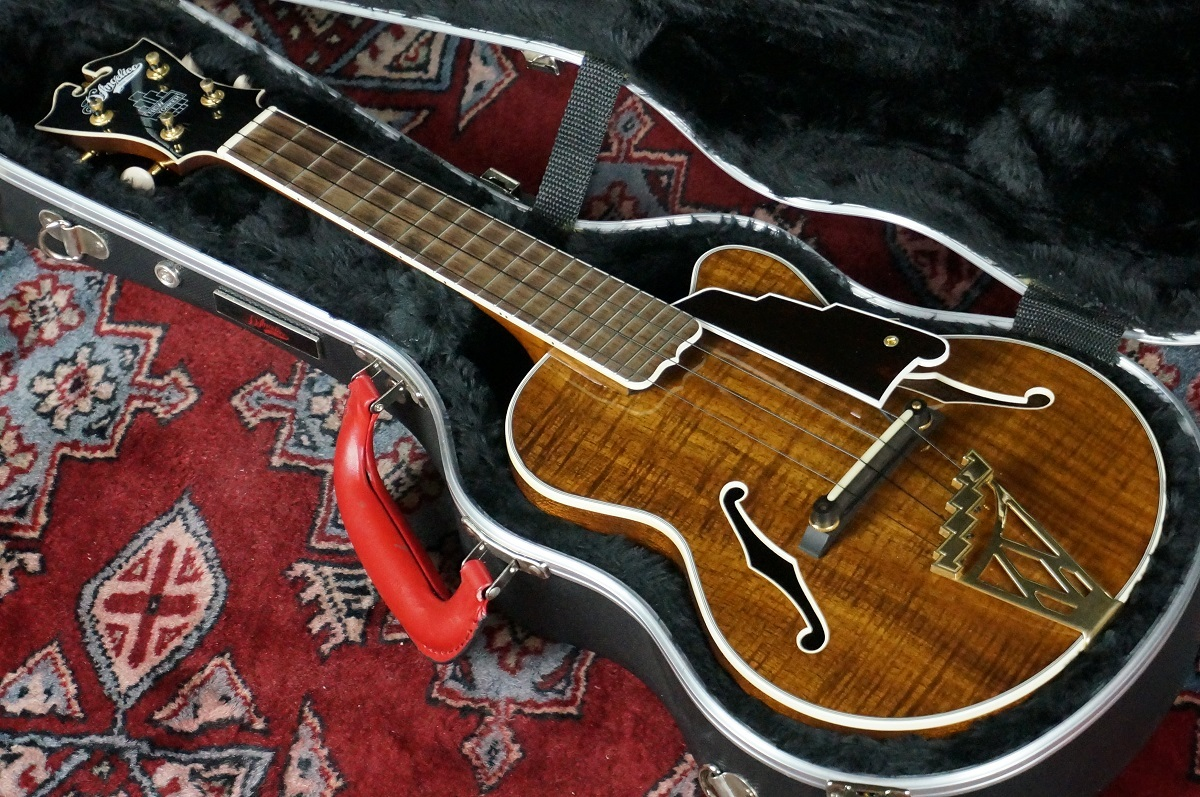 [Large release! And! At deep discount for Choikizu] D'Angelico MU-3P NAT / Soprano