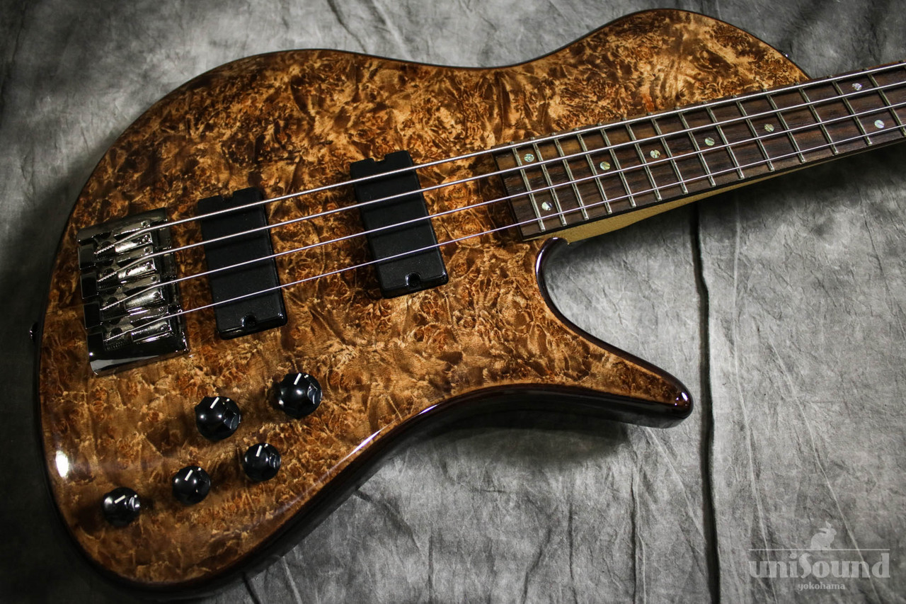 Carparelli Guitars CF-4 Bass
