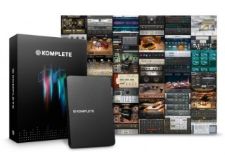 NATIVE INSTRUMENTS KOMPLETE 11 [limited time 50% off campaign!] [!]
